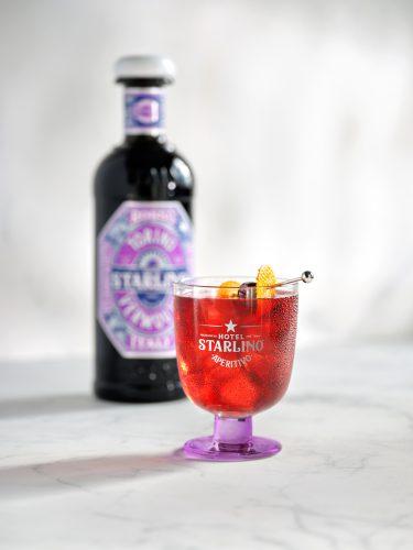 Hotel Starlino Cocktail Negroni