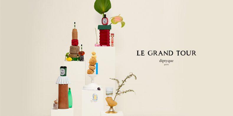 Diptyque Paris lanceert Le Grand Tour ter ere van hun 60ste ve...