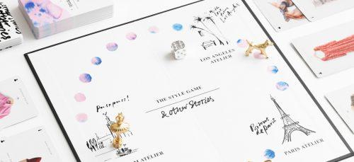 The Style Game van & Other Stories is hét bordspel voor model...